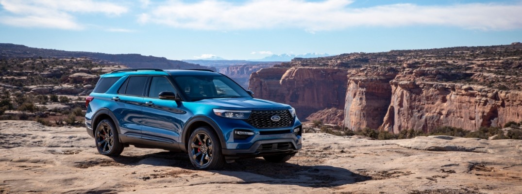 Now at Hansel Auto Group: 2020 Ford Explorer