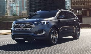 2020 Ford Edge in Magnetic
