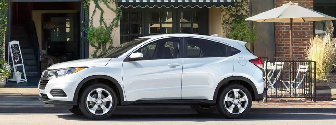 Sophisticated color options for 2020 Honda HR-V