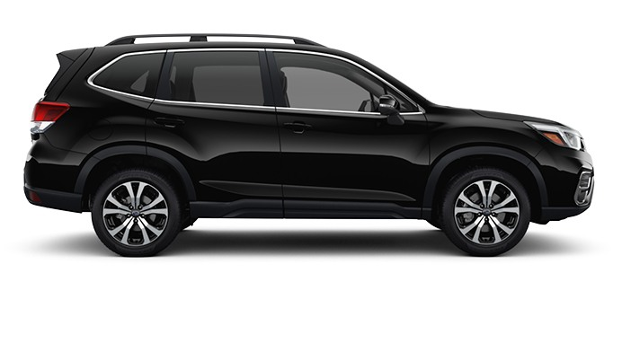 2020 Subaru Forester Exterior Color Options