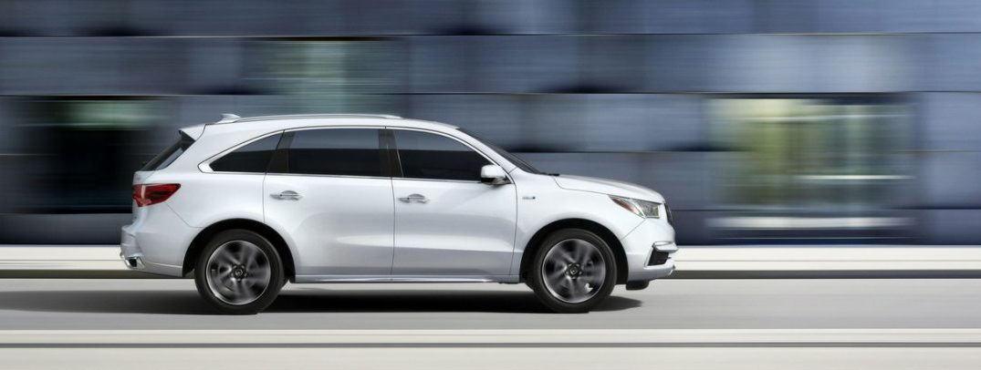 How Many Passengers does the Acura MDX Seat?