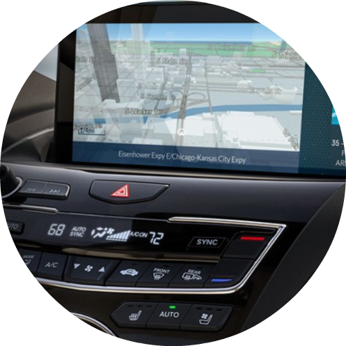 What Comes With The Acura RDX Technology Package - Acura gps update