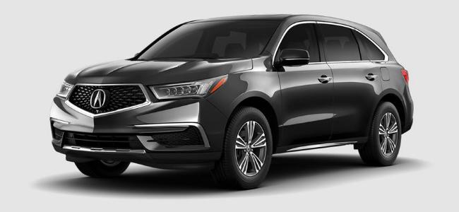 Bill Gatton Acura >> 2019-Acura-MDX-in-Modern-Steel-Metallic_o - Bill Gatton Acura