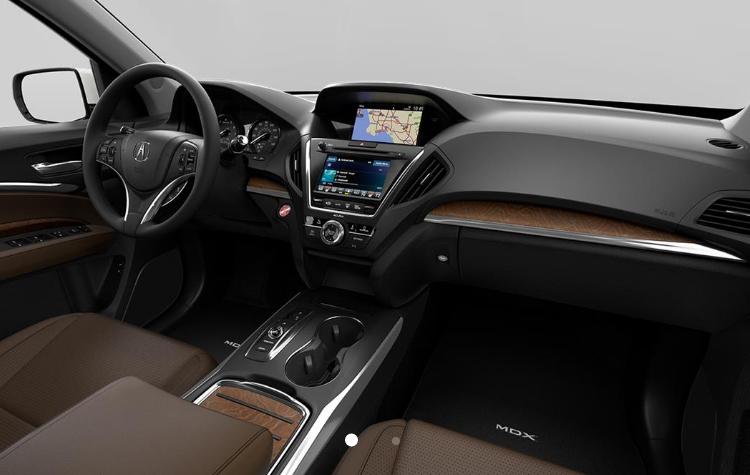 2019 Acura Mdx Interior And Exterior Color Options Bill Gatton Acura