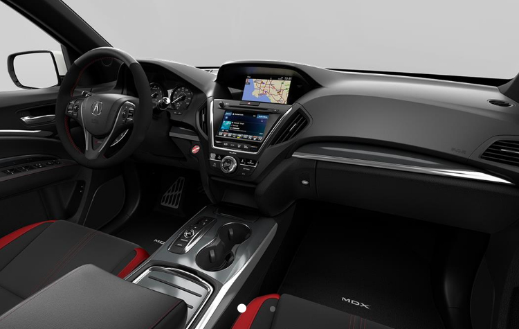 Bill Gatton Acura >> 2019 Acura Rdx Red Interior - Acura Cars Review Release ...
