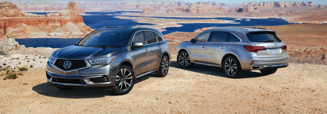 Acura MDX Interior And Exterior Color Options Bill Gatton Acura - Acura mdx replacement parts