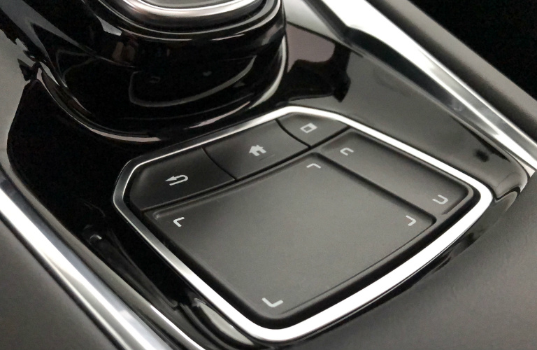 2019 Acura RDX touch pad