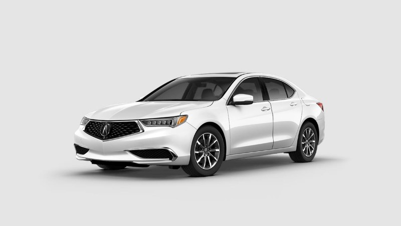 Bill Gatton Acura >> 2019 Acura TLX Interior and Exterior Paint Color Options
