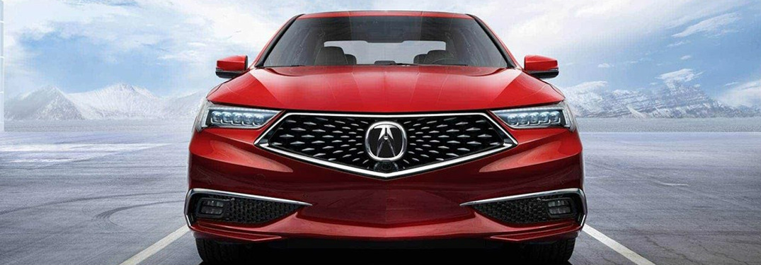 Bill Gatton Acura >> 2019 Acura TLX A-Spec Package Features and Amenities