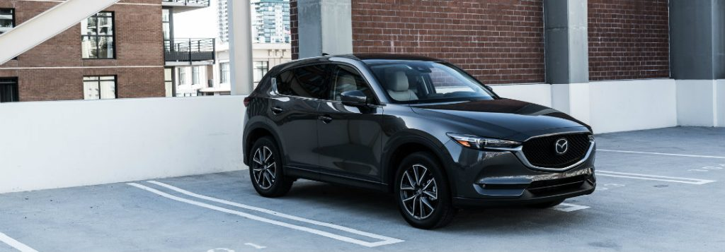 How Much Cargo Can The 2017 Mazda Cx 5 Hold What About