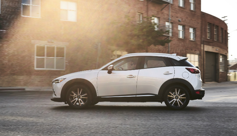 2018 Mazda Cx 3 Gas Mileage