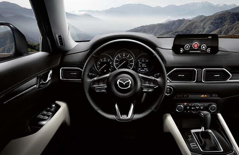 wondering what 39 s new on the 2018 mazda cx 5. Black Bedroom Furniture Sets. Home Design Ideas