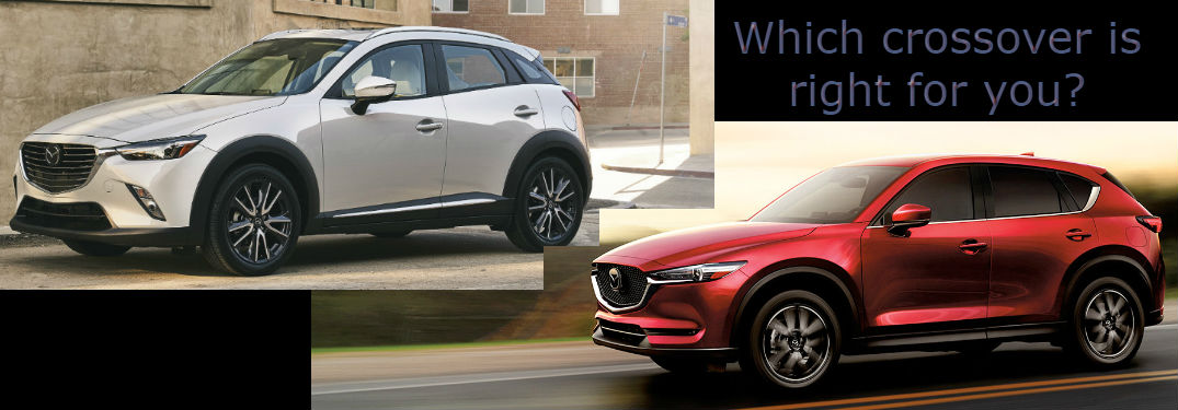 explore this 2018 mazda cx 3 vs 2018 mazda cx 5 comparison. Black Bedroom Furniture Sets. Home Design Ideas