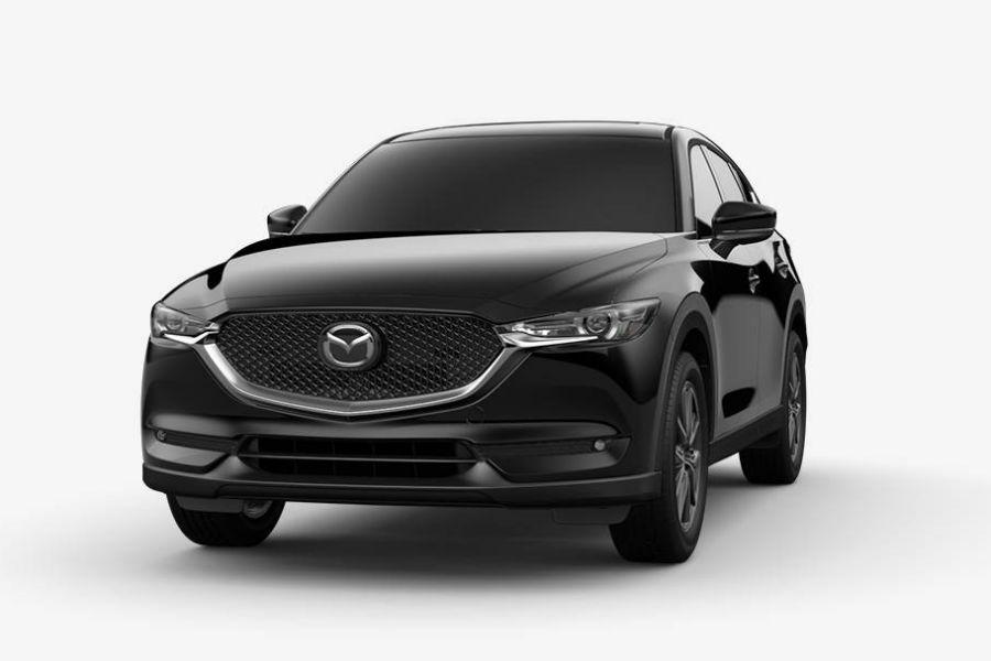 2018 Mazda CX-5 Exterior Front Fascia Jet Black