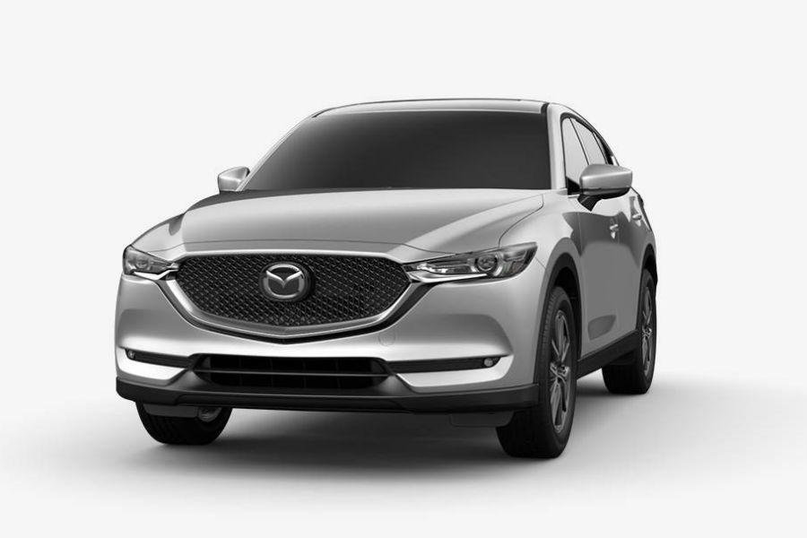 2018 Mazda CX-5 Exterior Front Fascia Sonic Silver