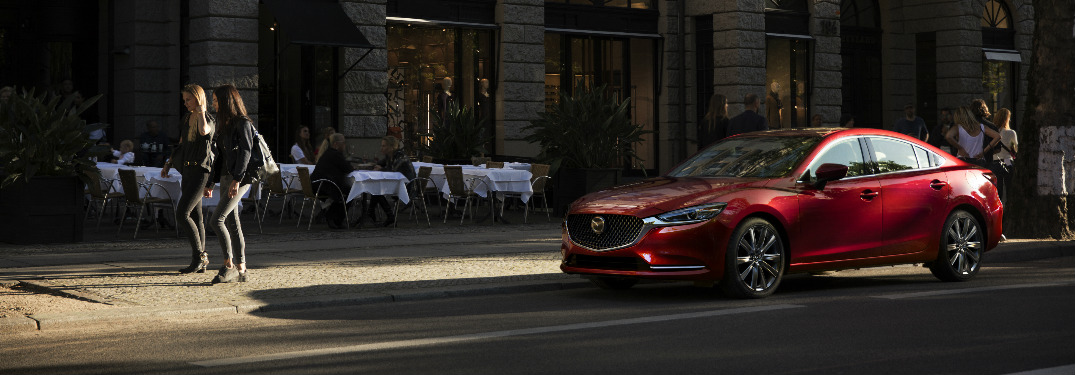 What S The Song In The New 2018 Mazda6 Commercial Feel Alive