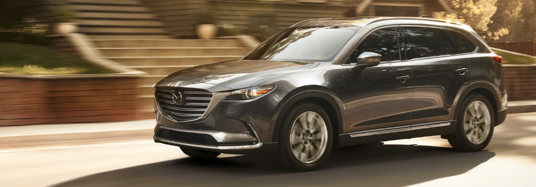 Two Mazda SUVs Land Spot on Car and Driver's 10 Best Trucks and SUVS of 2019