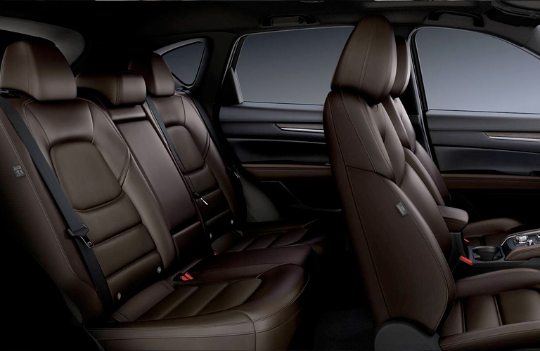2019 Mazda CX-5 seating overview