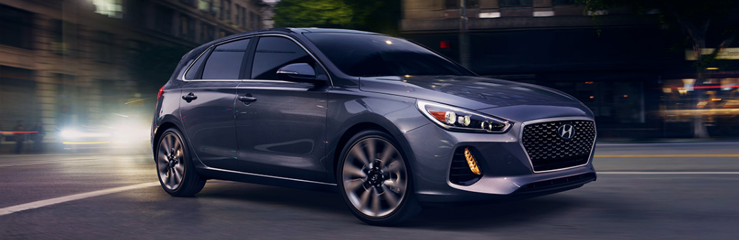 New Hyundai Elantra GT Debut at 2017 Chicago Auto Show