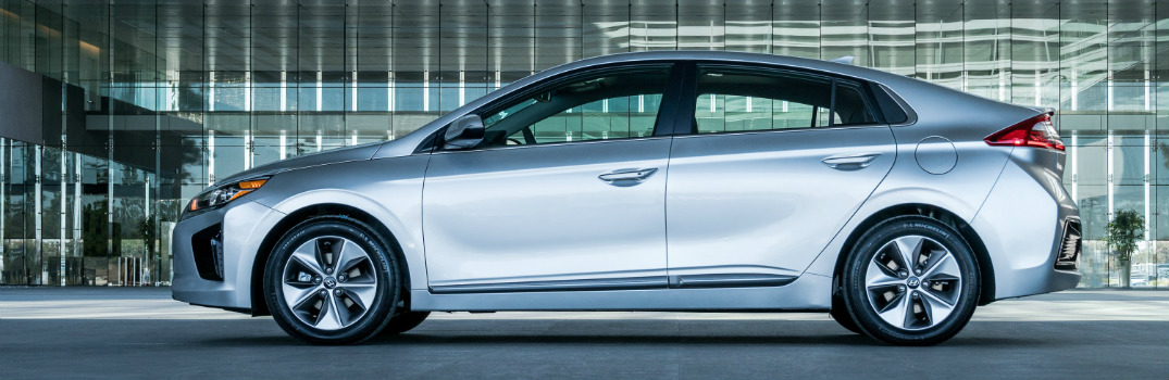 2017 Hyundai Ioniq Electric Recognized for Green Design