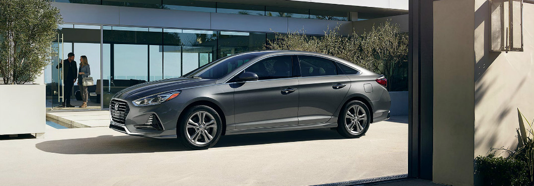 What's New in the 2018 Hyundai Sonata?