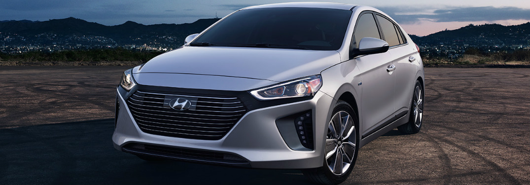 Learn About the New 2017 Hyundai Ioniq at Apple Valley Hyundai