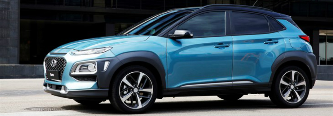 What's New in the 2018 Hyundai Kona?