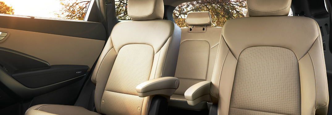 How Much Cargo Space Does the 2018 Hyundai Santa Fe Have?