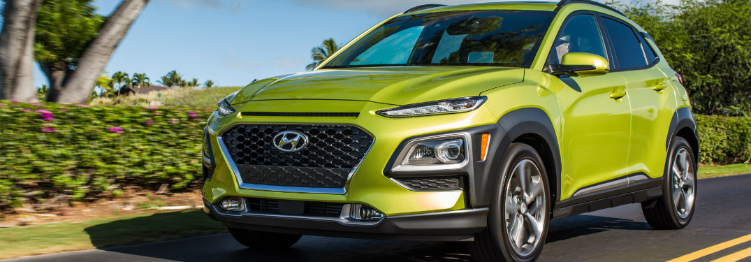 Hyundai Announces Price of Upcoming Kona