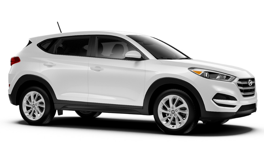 Color Options For The 2018 Hyundai Tucson