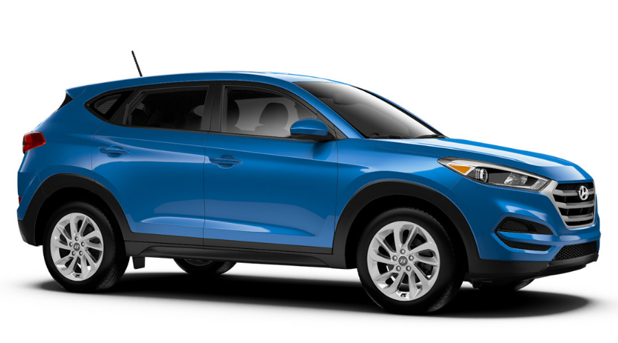Apple Valley Hyundai >> Color Options for the 2018 Hyundai Tucson