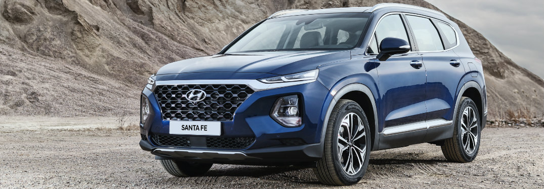 New Santa Fe Offers Three Powertrain Options for Drivers