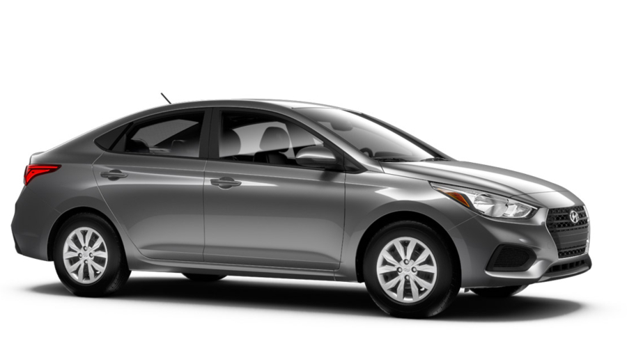 Color Options for the 2018 Hyundai Accent