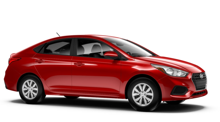 Apple Valley Hyundai >> Color Options for the 2018 Hyundai Accent