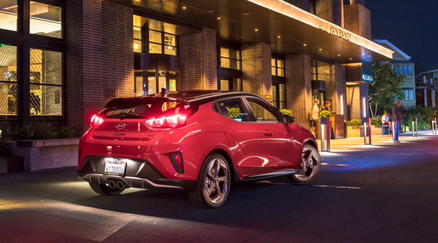 O Brien Hyundai >> Hyundai Introduces New 2019 Veloster and Veloster Turbo