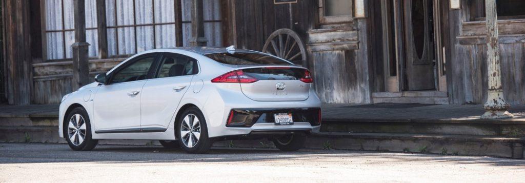 Nissan Winchester Va >> What's New in the 2019 Hyundai Ioniq?