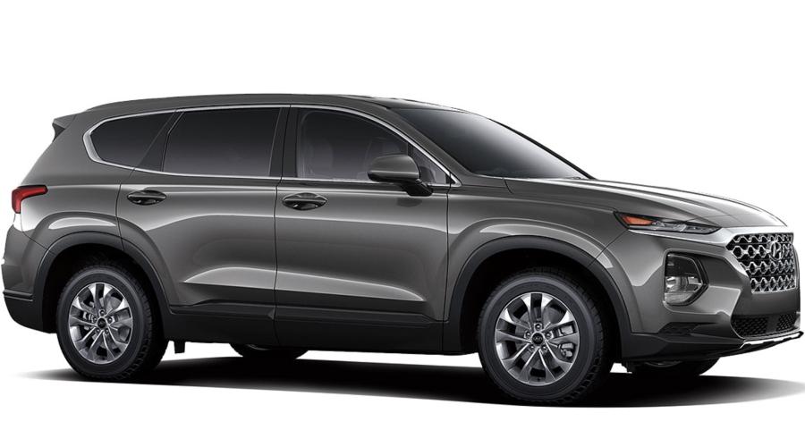 Color Options For The 2019 Hyundai Santa Fe