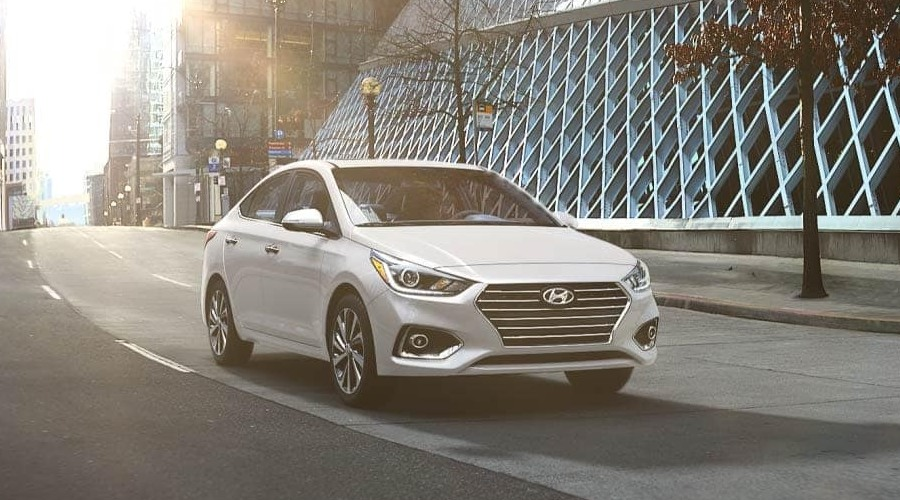 What Colors Does The 2019 Hyundai Accent Come In