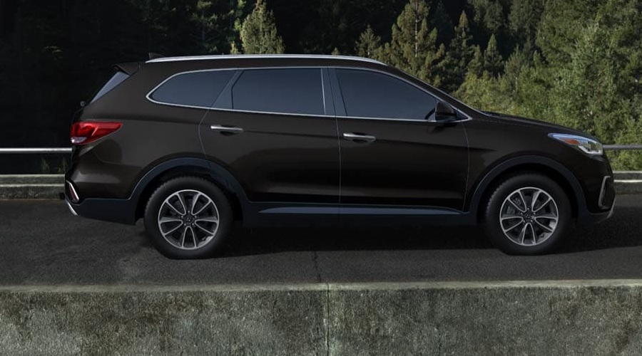 Apple Valley Hyundai >> Color Options for the 2019 Hyundai Santa Fe XL