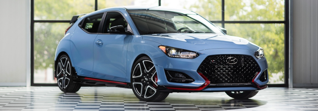 Hyundai Veloster N Recognized by Automobile Magazine