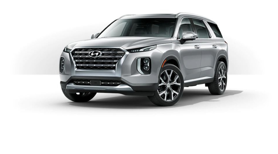 Color Options For The 2020 Hyundai Palisade