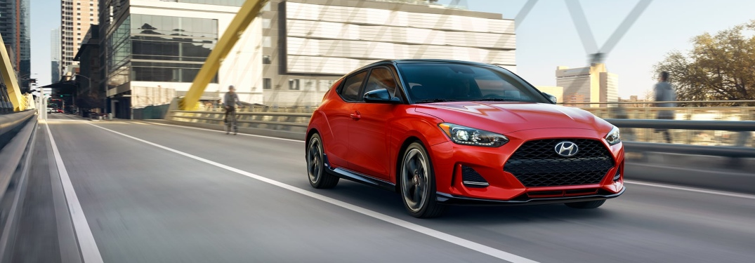 Photo Gallery of Colors Available with New Veloster