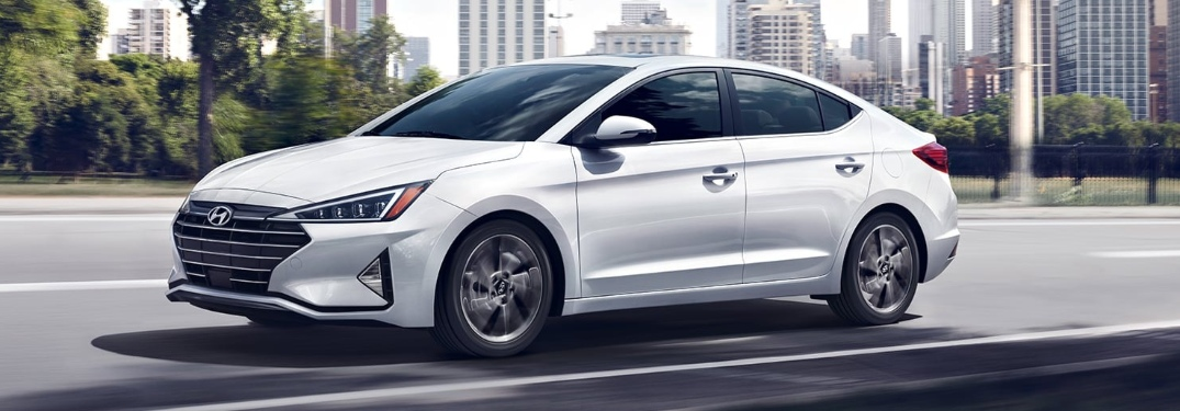 What are the differences among the Elantra trim levels?