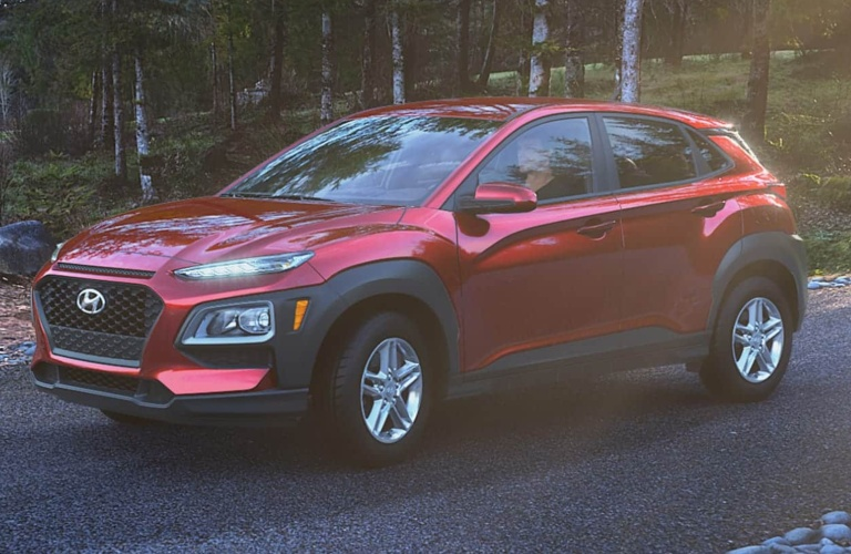2020 Hyundai Kona Pulse Red