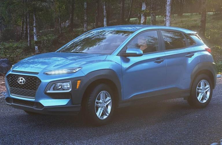 2020 Hyundai Kona Surf Blue