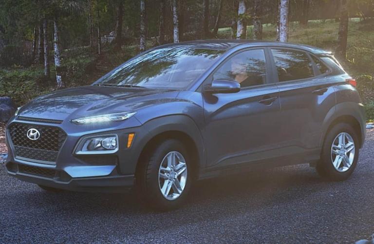 2020 Hyundai Kona Thunder Gray