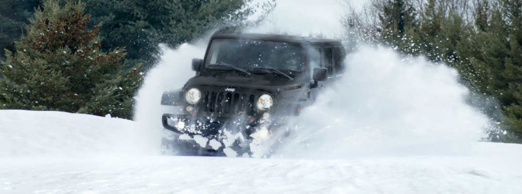Jeep In Snow >> 2017 Jeep Wrangler Engine And Drivetrain Specifications