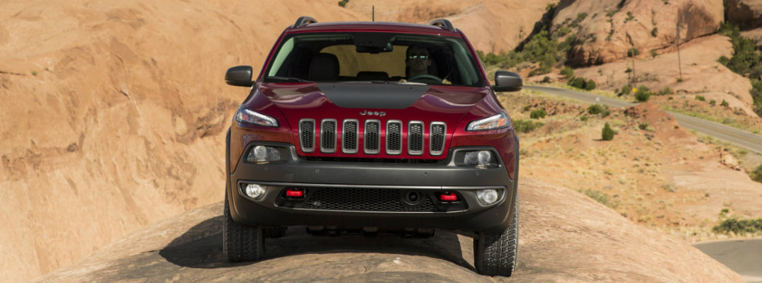 2017 jeep cherokee limited 4x4 owners manual