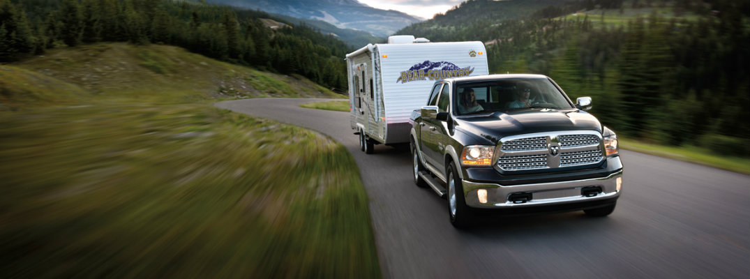 2017 Ram 1500 towing capacity and engine specs