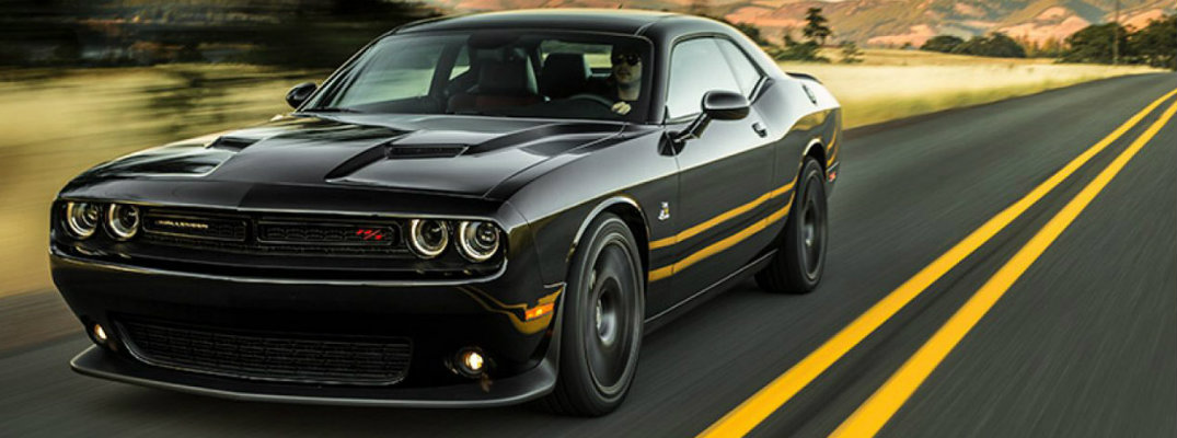 2017 Dodge Challenger Top Speed And Engine Specifications